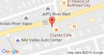 Coyote Cafe II