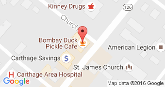Bombay Duck Pickle Cafe