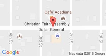 Cafe' Acadiana