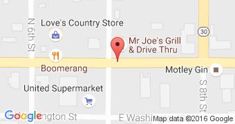 Mr Joe's Grill & Drive Thru