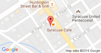 Syracuse Cafe