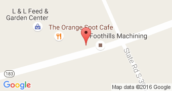 The Orange Spot Cafe