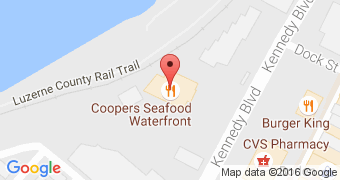 Cooper's Seafood Waterfront