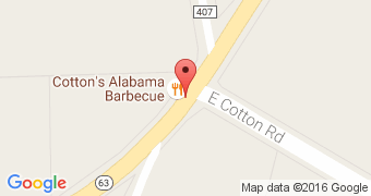 Cottons Alabama Barbeque
