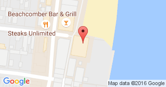 Beach Bar and Grill