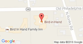Bird In Hand Family Restaurant