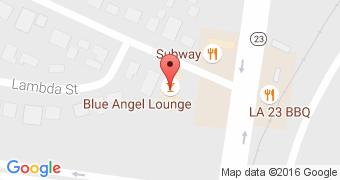 Blue Angel Lounge