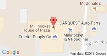 Millinocket House of Pizza