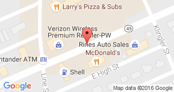 Larry's Pizza and Subs