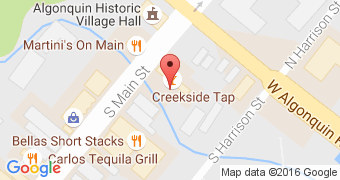 Creekside Tap