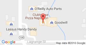 Lefty's Pizza Napolean