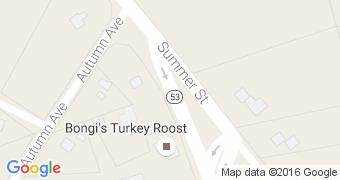 Bongi's Turkey Roost