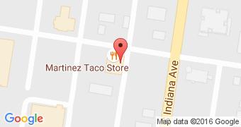 Martinez Taco Store