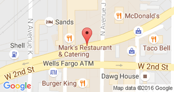 Mark's Eastern Grill
