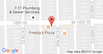 Freddy's Pizzeria