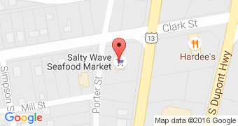 The Salty Wave Seafood Market