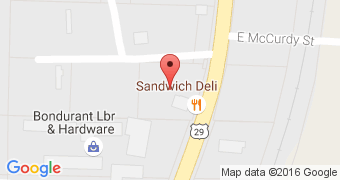 The Sandwich Deli