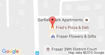 Fred's Pizza & Deli