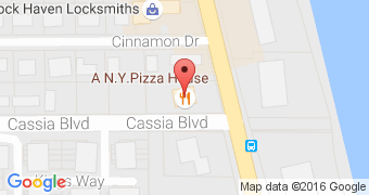 A N.Y. Pizza House