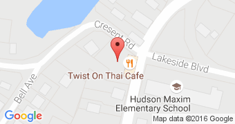 Twist on Thai cafe