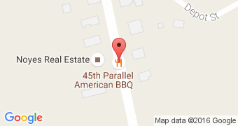 45th Parallel American BBQ