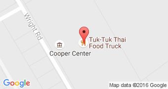 Tuk-Tuk Thai Food Truck