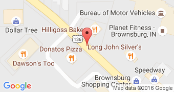 Long John Silver's - Brownsburg