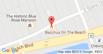 Bacchus On The Beach