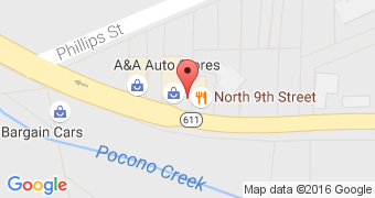 North 9th Street Restaurant
