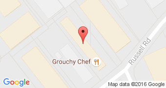 Grouchy Chef