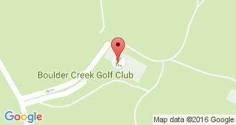 Boulder Creek Club Restaurant