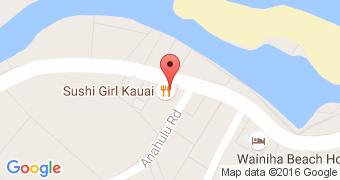 Sushi Girl Kauai
