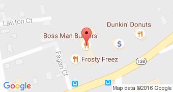 Boss Man Burger