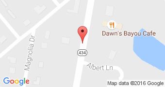 Dawn's Bayou Cafe