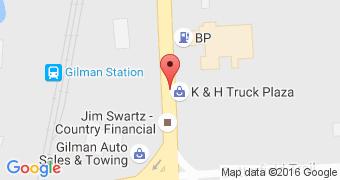 K & H Truck Plaza