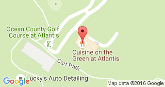 Cuisine on the Green at Atlantis