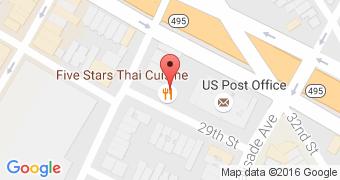 Five Stars Thai Cuisine