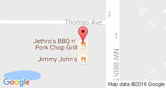 Jethro's Bbq N' Pork Chop Grill