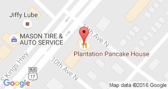 Plantation Pancake House - Surfside Beach