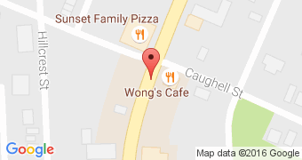 Wong's Cafe Chinese Food