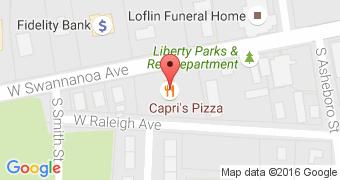 Capri's Italian Restaurant & Pizzeria