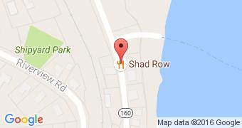 Shad Row