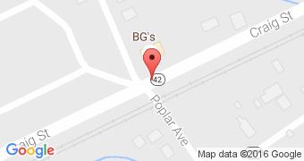 BG's Family Restaurant