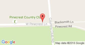 Pinecrest Country Club Kitchen