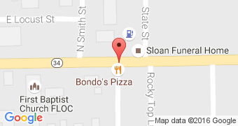 Bondo's Pizza