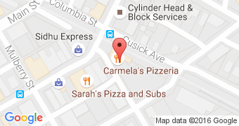 Carmela's Pizzeria - Brookville