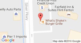 What's Shaken Burger Grill