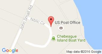 The Niblic at the Chebeague Island Boat Yard