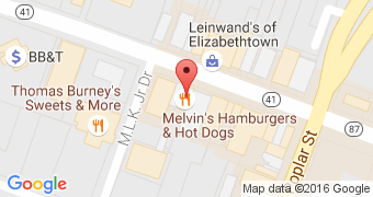 Melvin's Hamburgers and Hot Dogs