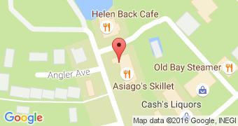 Asiago's Skillet